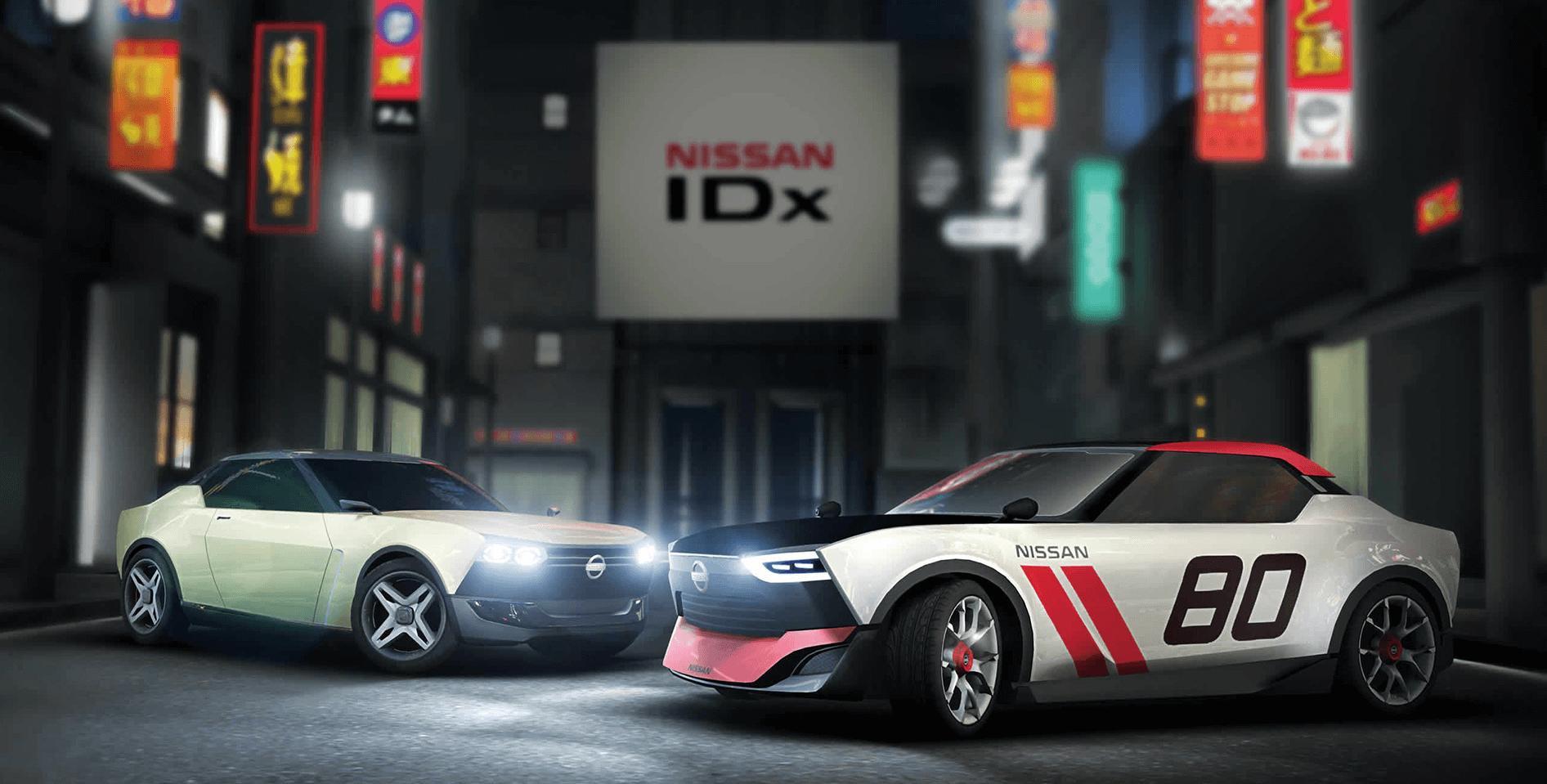 Nissan IDX VR