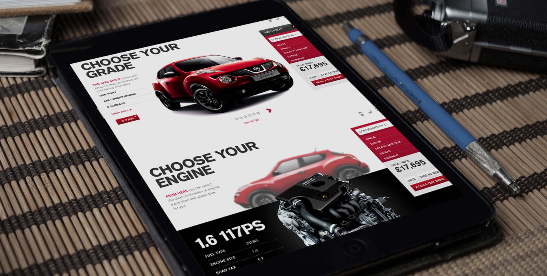 Nissan Global Creative