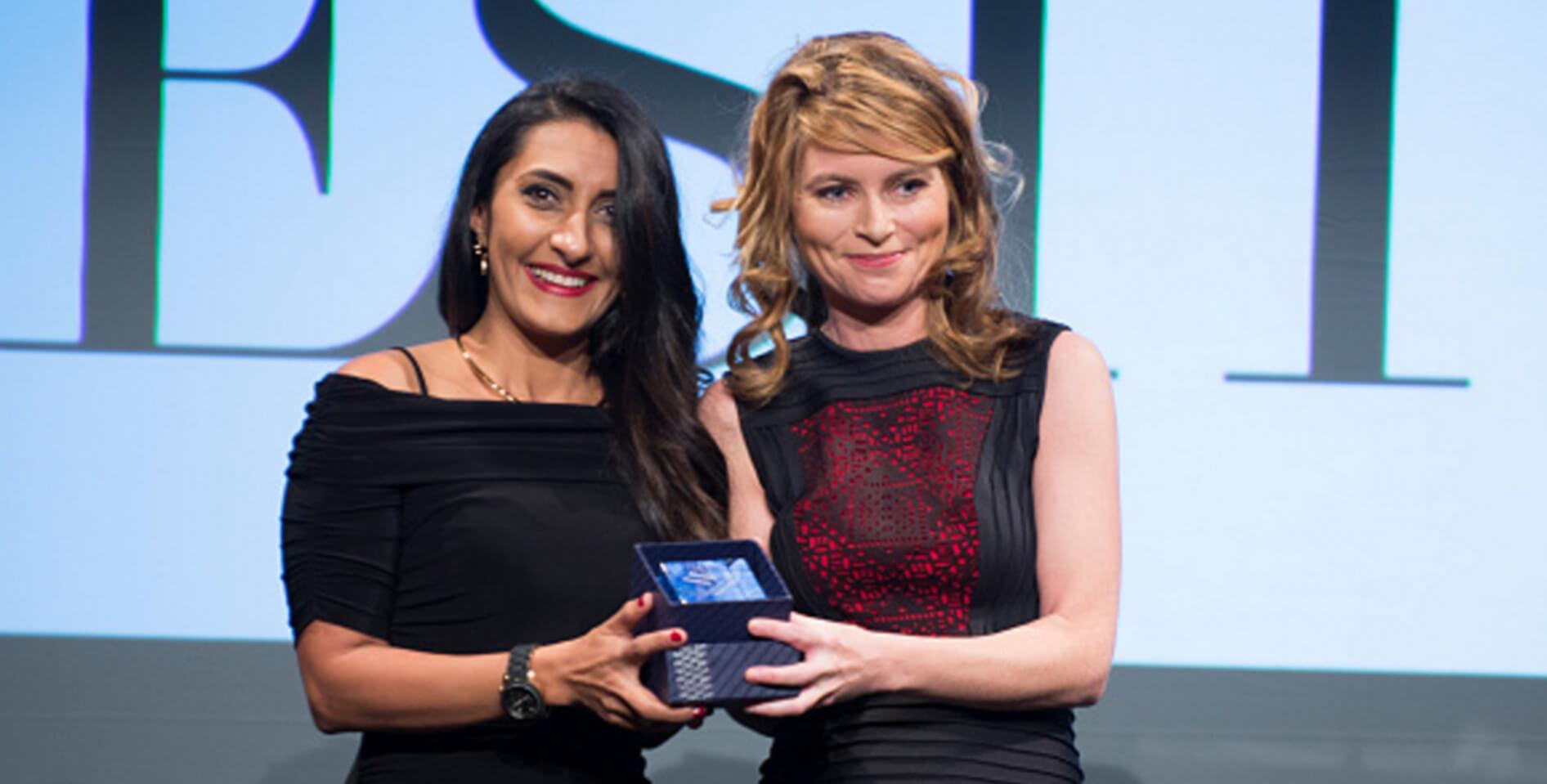 Voice of a Women Award