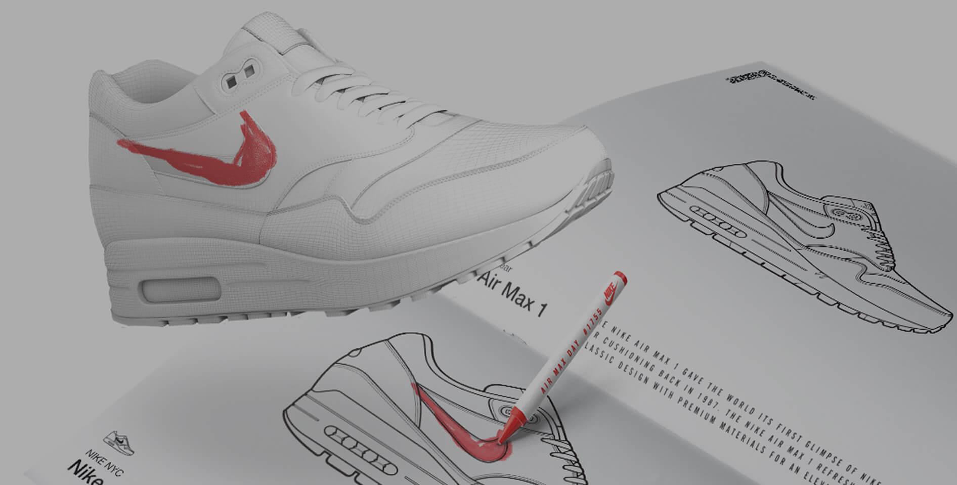 Nike Air Max AR Coloring Book