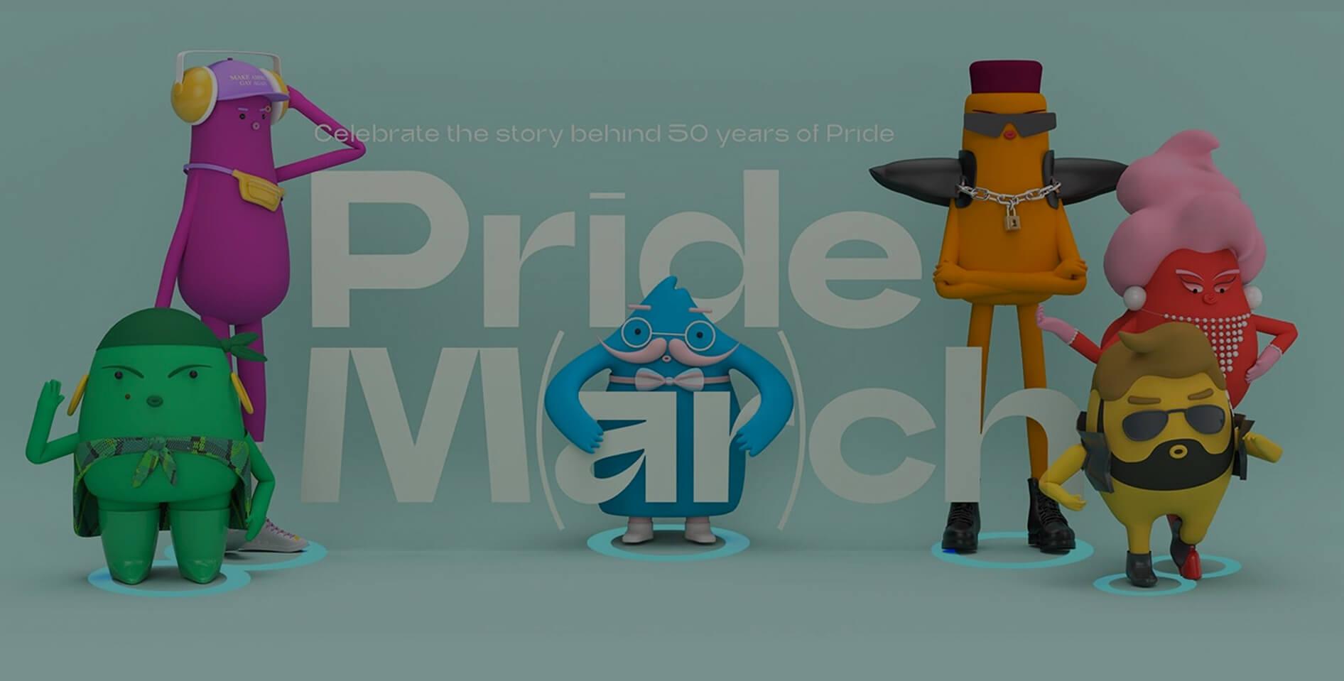 Pride M(ar)ch